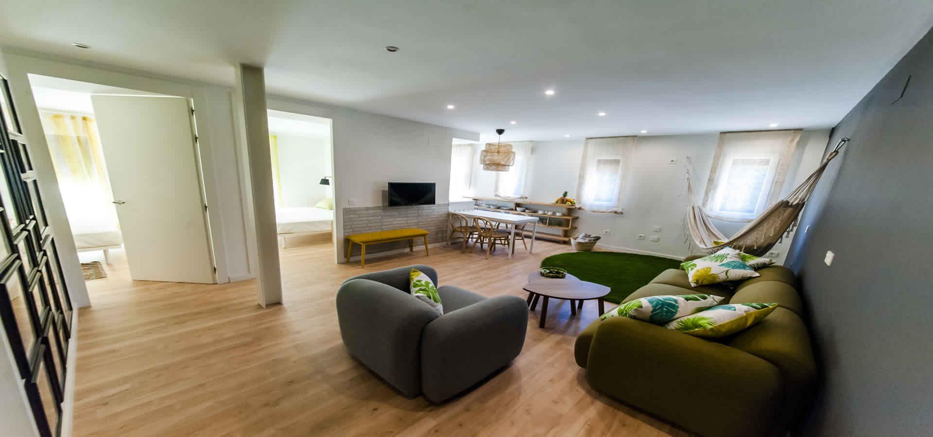 apartamentos en segovia