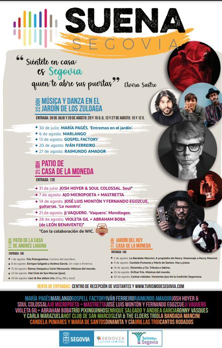 Segovia Suena